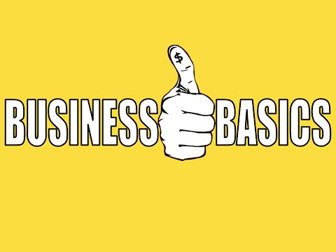 Business Basics the art of the pitch 2