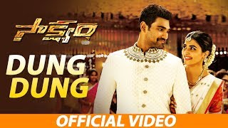 Dung Dung Full Video Song | Saakshyam | Bellamkonda Srinivas, Pooja Hegde
