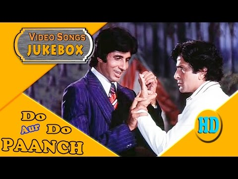 Do Aur Do Paanch | All HD Song | Bollywood's Toppest Hits Songs | jukebox