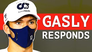 Is Pierre Gasly Ready For Another Shot At Red Bull?