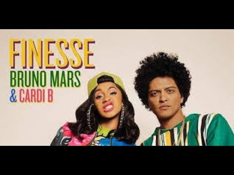Bruno Mars An Cardi B Finesse Remix Roblox Id Code Youtube