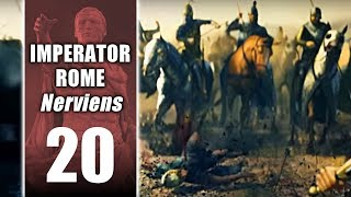 [FR] Guerre Leucienne - ép 20 - IMPERATOR ROME gameplay let's play PC