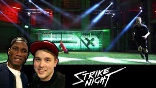Strike Night v Londýně a rozhovor s Drogbou [VLOG]