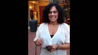 Surprise Diana Ross concert tickets makes mom CRY!