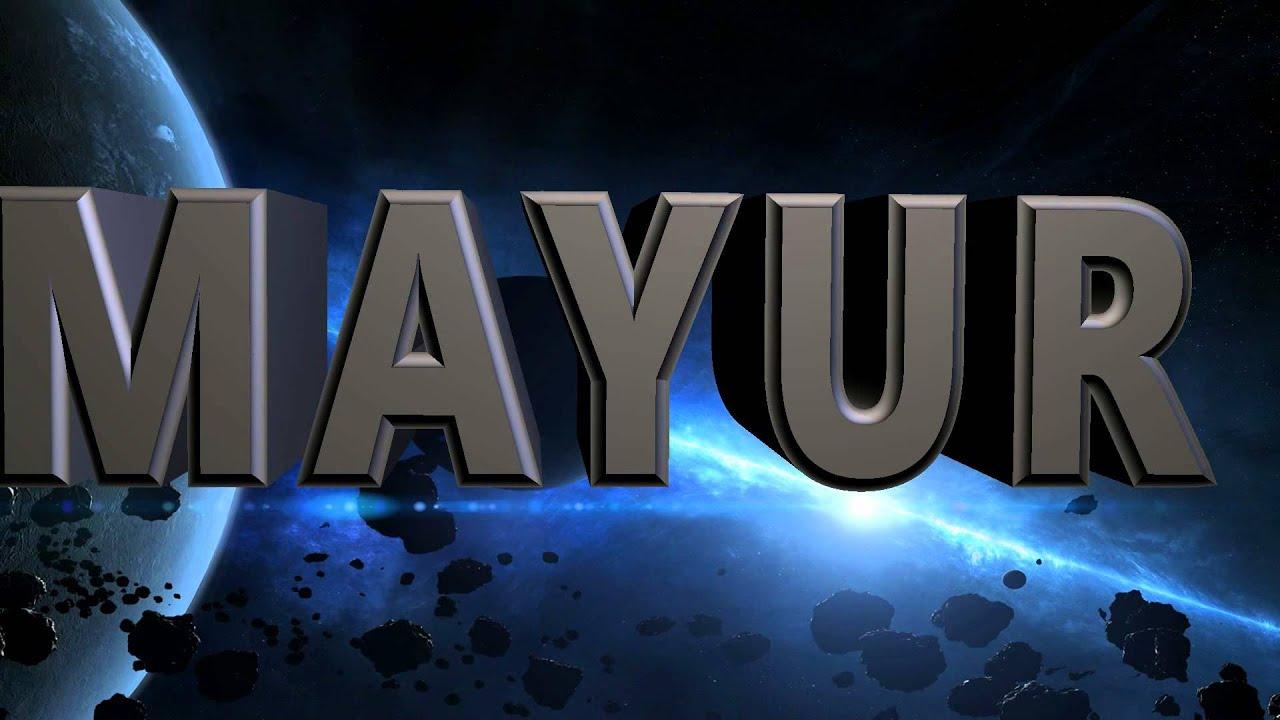 Mayur Logo Youtube
