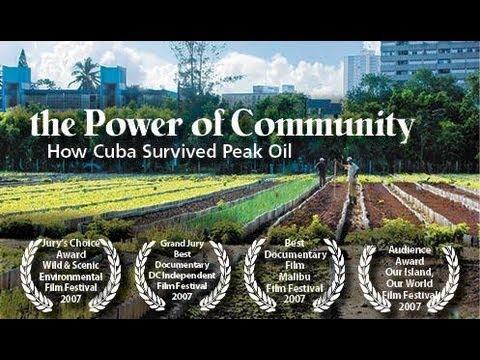 SÍLA VZÁJEMNÉ SPOLUPRÁCE - jak Kuba přežila ropný zlom