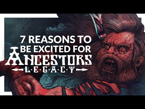 7 Reasons to be Excited for Ancestors Legacy (New PC Gameplay | Medieval Tactical RTS)