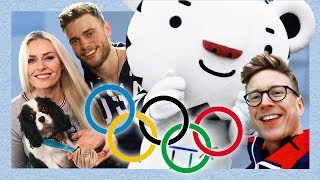 i went to the olympics!! thumbnail
