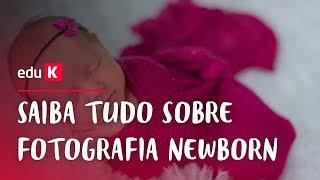 📒 CURSO DE FOTOGRAFIA ONLINE: NEWBORN - POSICIONAMENTO E MANIPULAÇÃO DO BEBÊ (CURSO MASTER CARA DA FOTO) 🔻