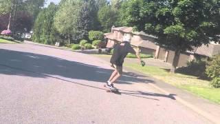 Longboarding // Introducing Max Marra