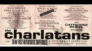 03 Can't Get Away (Occupation H. Monster) - The Charlatans - Royal Albert Hall 15/06/91