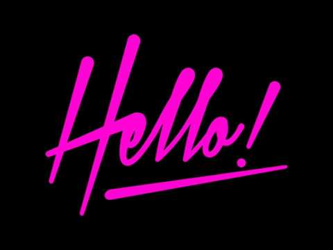 Female Hello  - Sound Effect ▌Improved With Audacity ▌