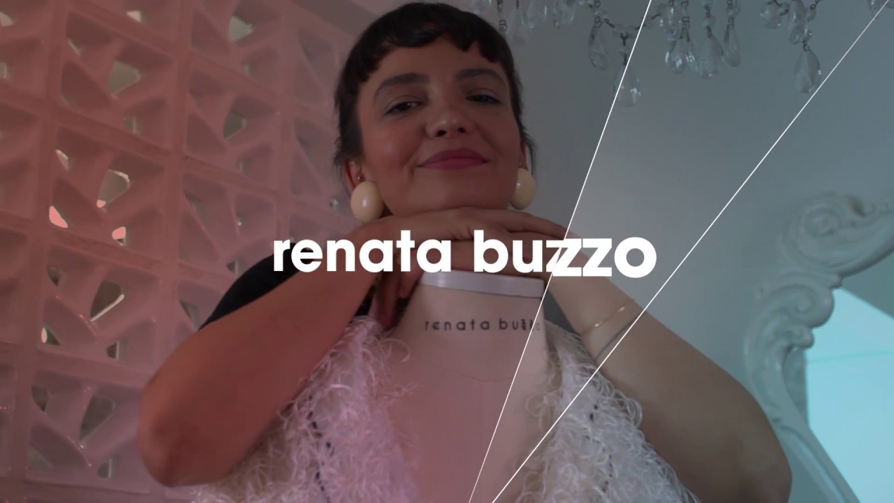 Sou de algodão | Renata Buzzo