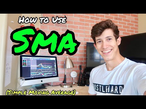 How To Use The SMA Indicator To Trade Stocks