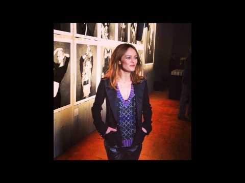 Vanessa Paradis 04/04/13 Milan, Chanel Exhibition: The Little Black Jacket (photos)