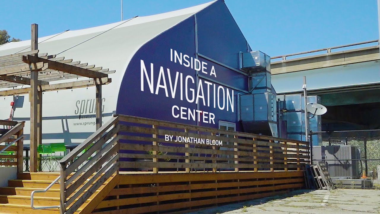 01cb1865651 Inside a Navigation Center: An Up-Close Look at San Francisco's New ...
