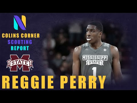 Reggie Perry Mississippi State Bulldogs 2020 NBA Draft Scouting Report | Next Ones