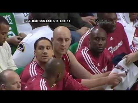 2008 NBA  Cleveland Cavaliers vs Boston Celtics