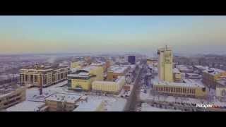 Зимний Ставрополь
