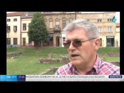Rekonstruiše se Žitni trg u S. Mitrovici