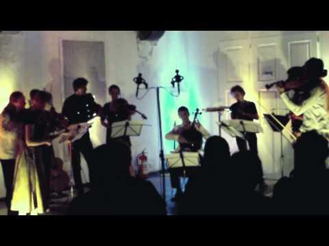 Symbolic Orchestra & Ida Meidell Blylod - Die erwachende Thetis, Bouree (G.Ph.Telemann)