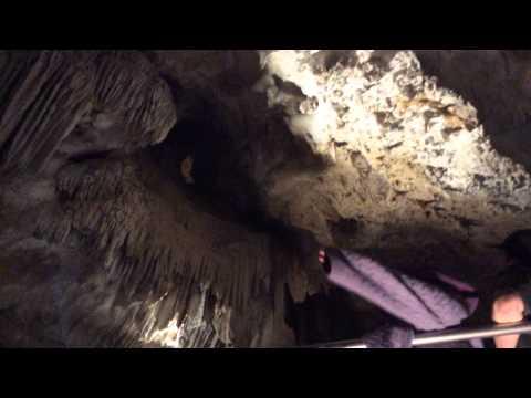 Lake Shasta Cavern