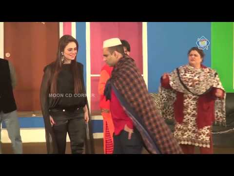 Funny Stage Drama -Best Of Sobia Khan And Tahir Anjum