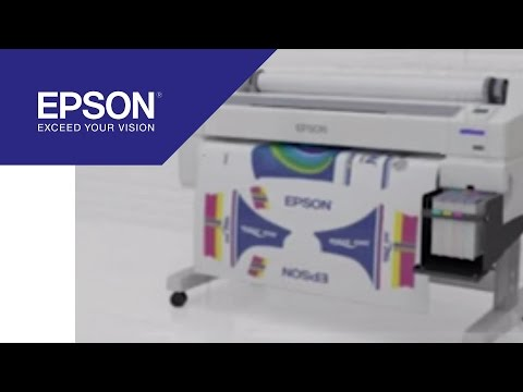 SureColor SC-F6000: High-quality textile printing | Epson