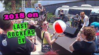 2018 Recap of Artists on Last Rockers TV - PUNK ROCK/SKA/REGGAE/Oi!