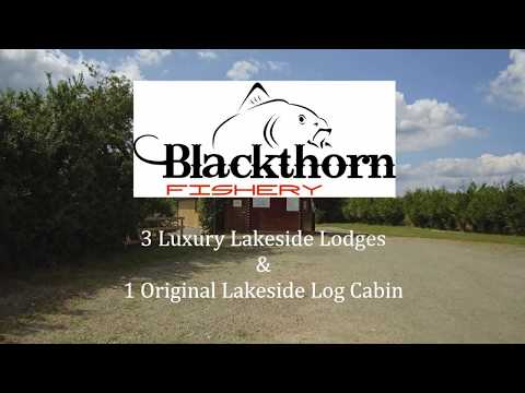 Blackthorn Fishery With Luxury Lakeside Lodges & Log Cabin