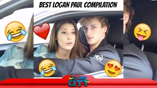 Best Logan Paul Vines compilation ft. Amanda Cerny, King Bach, Lele Pons | Compilation City