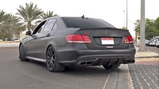 900HP Mercedes-Benz E63 S AMG 4Matic RS800 PP-Performance! BRUTAL ACCELERATIONS!