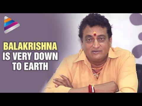 Prudhvi Raj Reveals Facts about Balakrishna   Exclusive Interview   Dictator Telugu Movie