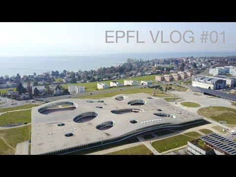 EPFL Vlog #01