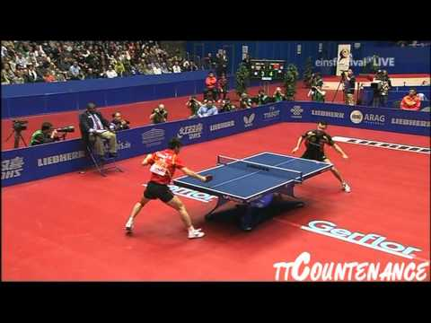 WTTTC: Zhang Jike-Timo Boll