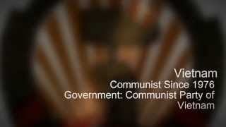 The 8 Communist Countries of Today