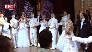 видео: ВЕНСКИЙ БАЛ КИЕВ полонез