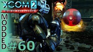 XCOM 2 WOTC Modded LEGEND MOCX Resistance Operative Down #60 Operation Dark Engine