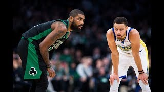 Kyrie Irving and Steph Curry Shine in Warriors-Celtics Battle   NBA Finals Preview?