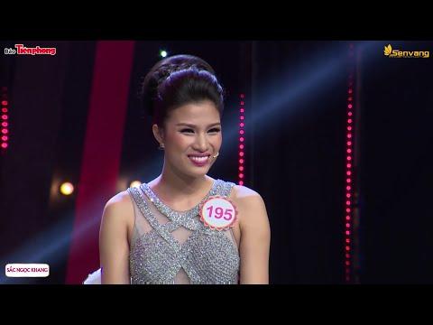 [Hoa hậu Việt Nam] Người đẹp nhân ái Nguyễn Thị Thành SBD 195