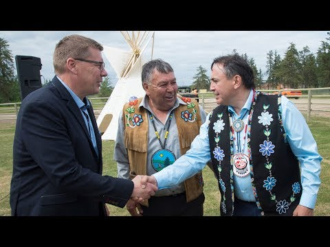 'A historic day': Indigenous leaders meet with Canada's premiers