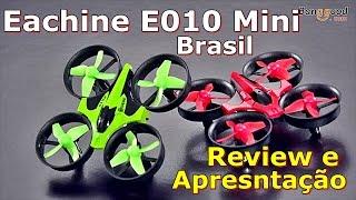 Eachine E010 Mini - Review Eachine E010 Brasil - Faça Você Mesmo - FVM