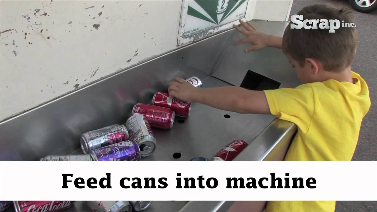 Automated recycling centers?