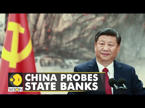 China probes state banks, private firm ties | Xi Jingping | World Business Watch |WION English News
