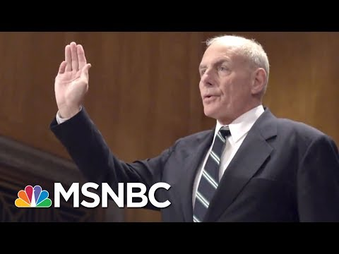 Report: WH Official Says The John Kelly Cover-Up Is Unraveling | The 11th Hour | MSNBC