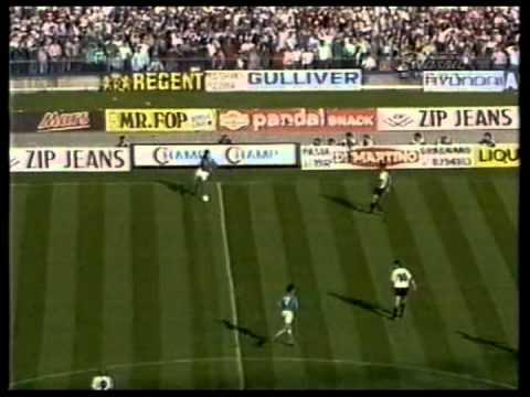 1989-90 Serie A Napoli vs Inter Milan (Part 1/4)