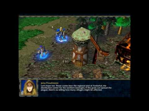 Warcraft 3: Ravages of the Plague (Human Campaign 3)