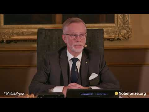 Announcement of the Sveriges Riksbank Prize in Economic Sciences in Memory of Alfred Nobel 2017