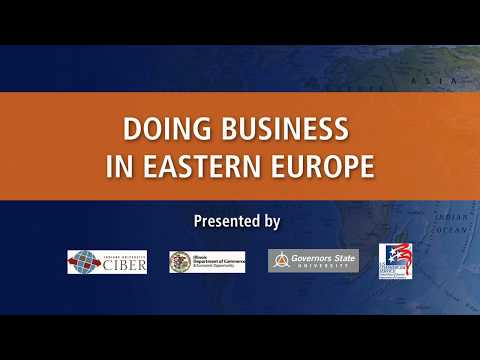 Managing Marketing and Financing Strategies in Eastern Europe Part 3