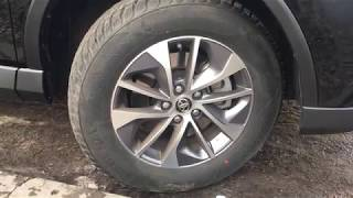 Диски Toyota Rav4 NEW R17
